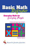 Basic Math Refresher