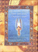 Healing With The Angels Oracle Cards : cards, each with a different victorian-style or...