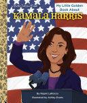 My Little Golden Book About Kamala Harris Book