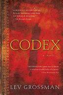Codex-book cover