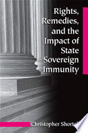 Rights  Remedies  and the Impact of State Sovereign Immunity