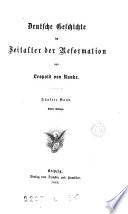 Leopold von Ranke's sämmtliche Werke