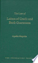 The Law of Letters of Credit and Bank Guarantees