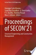 Proceedings Of Secon 21