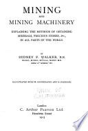 Mining and Mining Machinery
