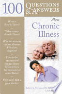 100 Questions Answers About Chronic Illness