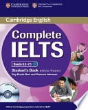 Complete IELTS Bands 6.5-7.5 Student's Book Without Answers with CD-ROM Practice With Stimulating Topics Aimed At Young