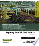 Exploring Autocad Civil 3d 2018 8th Edition