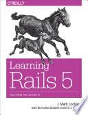 Learning Rails 5