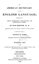 download ebook an american dictionary of the english language pdf epub