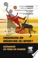 illustration Urgences en médecine du sport. Scénarios de prise en charge