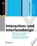 Interaction  und Interfacedesign