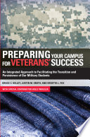 Preparing Your Campus for Veterans  Success