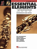 Book Essential elements 2000