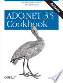 ADO NET 3 5 Cookbook