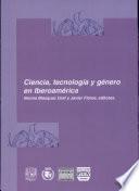 Ciencia  tecnolog  a y g  nero en Iberoam  rica
