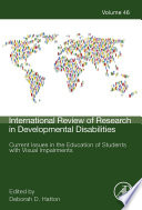 Current Issues In The Education Of Students With Visual Impairments book