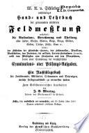 W.A.v. Schlieben's Vollständiges hand- und lehrbuch der gesammten niederen feldmesskunst enthaltend