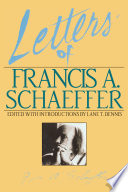 Letters of Francis A  Schaeffer