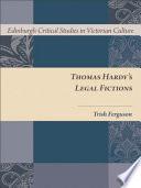 Thomas Hardy's Legal Fictions