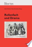 Rollenfach und Drama