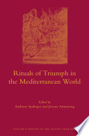 Rituals of Triumph in the Mediterranean World Successful Military Public Proclamations By