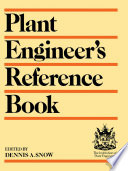 Plant Engineer s Reference Book