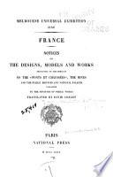 Melbourne Universal Exhibition  1880  France