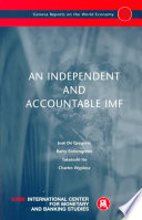 An Independent and Accountable IMF