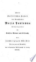 Tagebuch einer Reise durch einen Theil Deutschlands und durch Italien, in den Jahren 1804 bis 1806