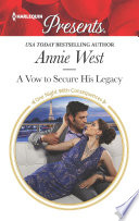 A Vow To Secure His Legacy : believes she's living on borrowed time...