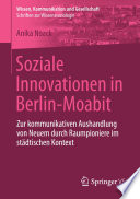 Soziale Innovationen in Berlin-Moabit