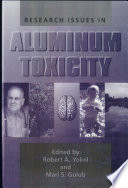 Research Issues In Aluminium Toxicity