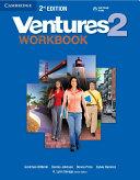 Ventures Level 2 Workbook with Audio CD