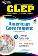 The Best Test Preparation for the CLEP American Government