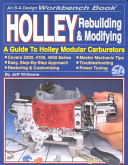 Holley Rebuilding and Modifying