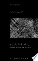 Sonic Thinking book