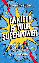 Anxiety Is Your Superpower : yet invisible odour you've grown used to,...