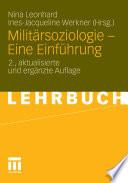 Militärsoziologie - Eine Einführung