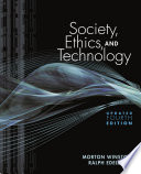 Society  Ethics  and Technology  Update Edition