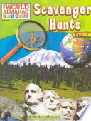World Almanac For Kids Scavenger Hunts Grades 3 5