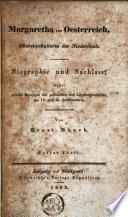 Margaretha von Oesterreich, Oberstatthalterin der Niederlande