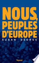 Nous  peuples d Europe