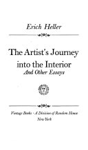 The artist s journey into the interior