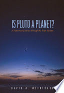 Is Pluto a Planet? At The 26th General Assembly Of The International