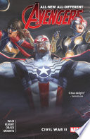 All New  All Different Avengers Vol  3