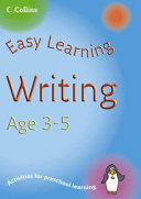 Easy Learning   Writing Age 3 5