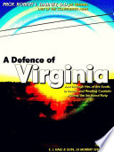 A Defence Of Virginia : state, and perhaps to some of...