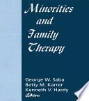 Minorities and Family Therapy