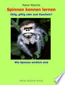 Spinnen Kennen Lernen